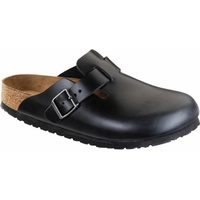 BOSTON SL BLACK SOFT FOOTBED