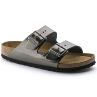 ARIZONA NL SOFT FOOTBED Metallic Anthracite