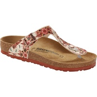 GIZEH BF BOHO FLOWERS EARTH RED