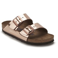 ARIZONA NL METALLIC COPPER SOFT FOOTBED