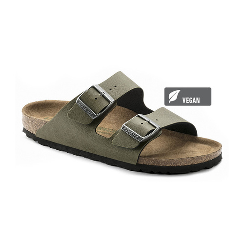ARIZONA BF PULL UP OLIVE VEGAN [Colour: Green] [Width: normal]