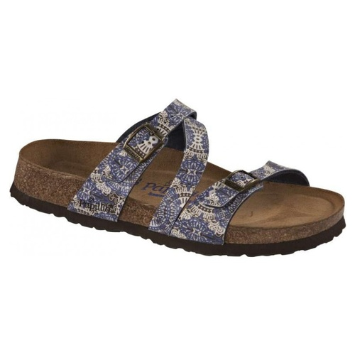SALINA BF KENJA BLUE SOFT FOOTBED-35