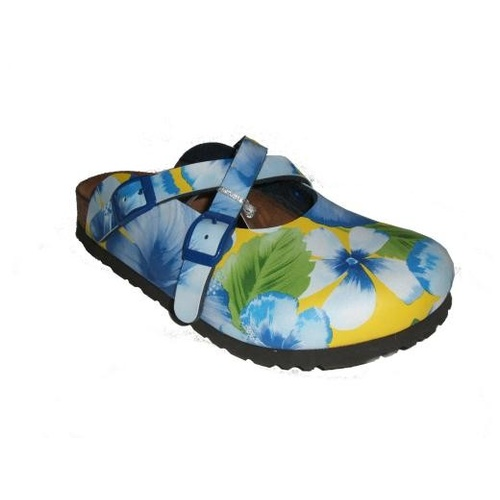 DORIAN BF TROPICAL GARDEN BLUE-42-Narrow